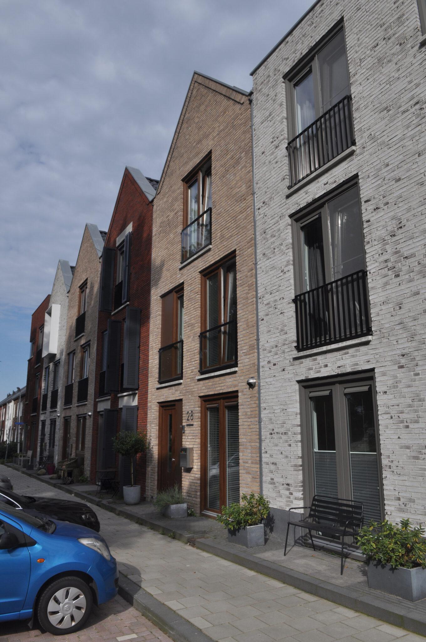 Stadsvilla's blok 7